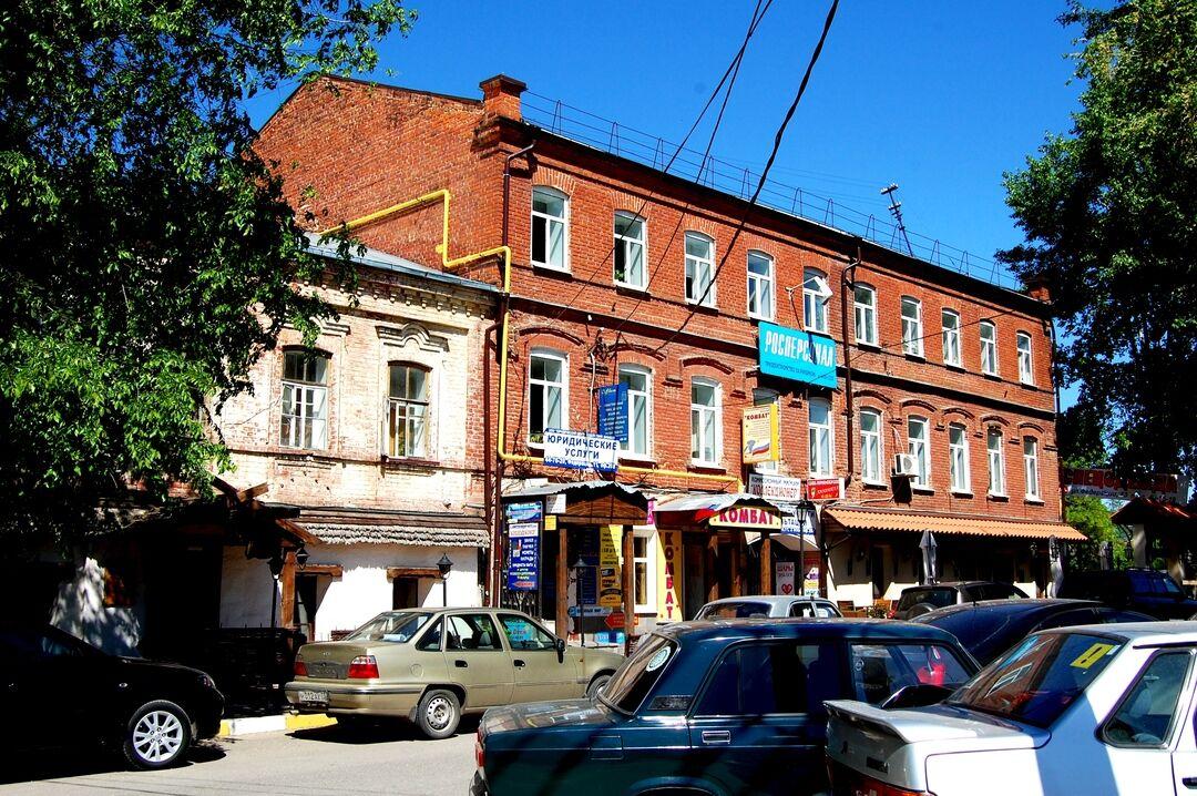 Дом купца белоусова ставрополь фото