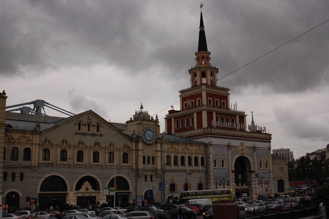 фото казанского вокзала летом женское драповое зимнее