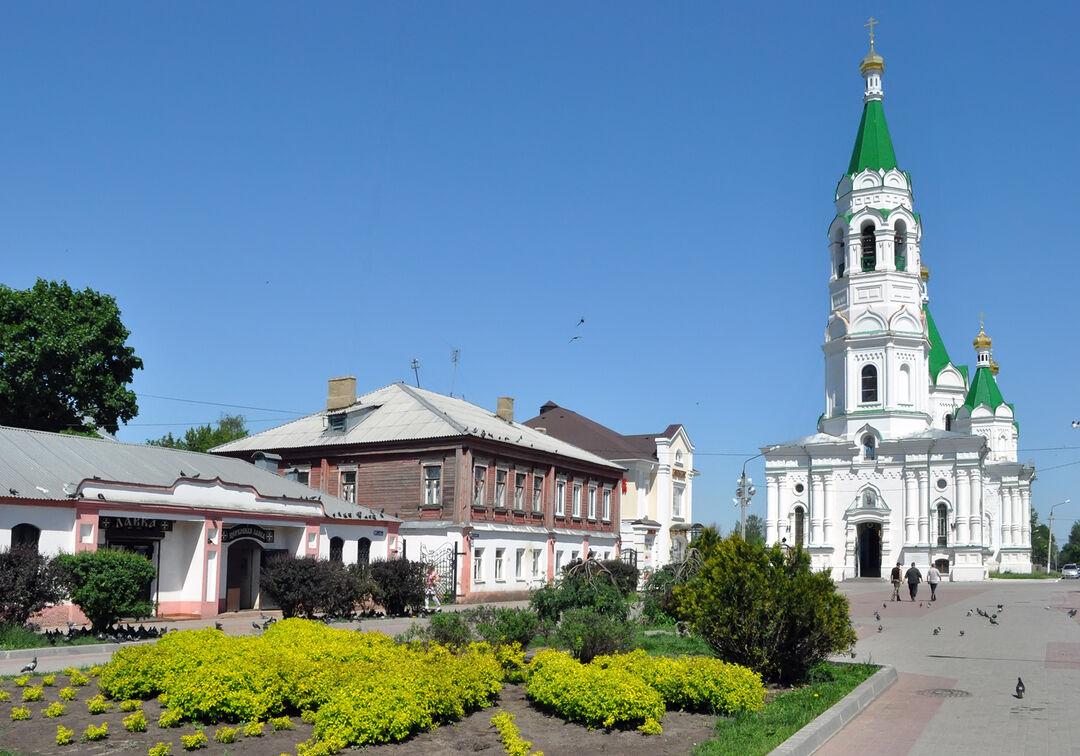 Егорьевск в картинках