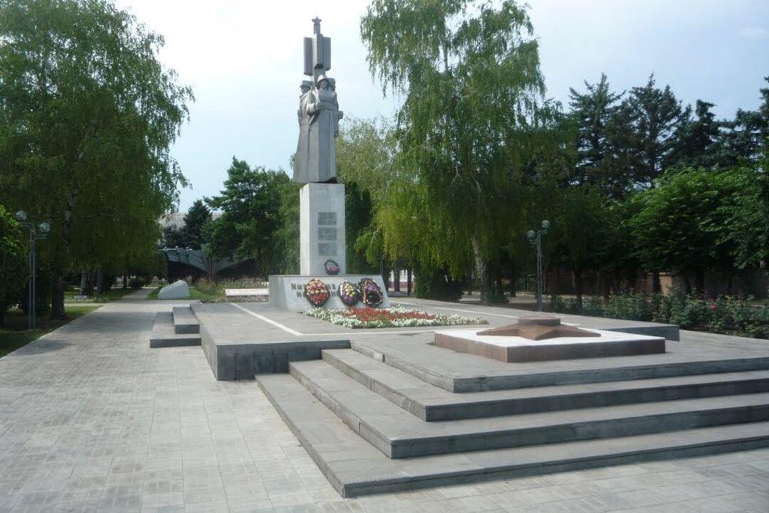 Станица ленинградская в картинках